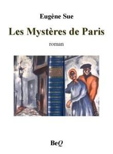 Eugene Sue - Mysteres de Paris